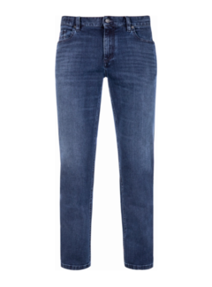 Alberto Jeans DS Dual FX Pipe Regular Slim Fit Blauw (4817 1572 - 898)