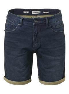 No Excess Jog Jeans Short Blauw (958190301 - 221)