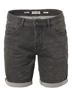 No Excess Jog Jeans Short Grijs (958190301 - 224)
