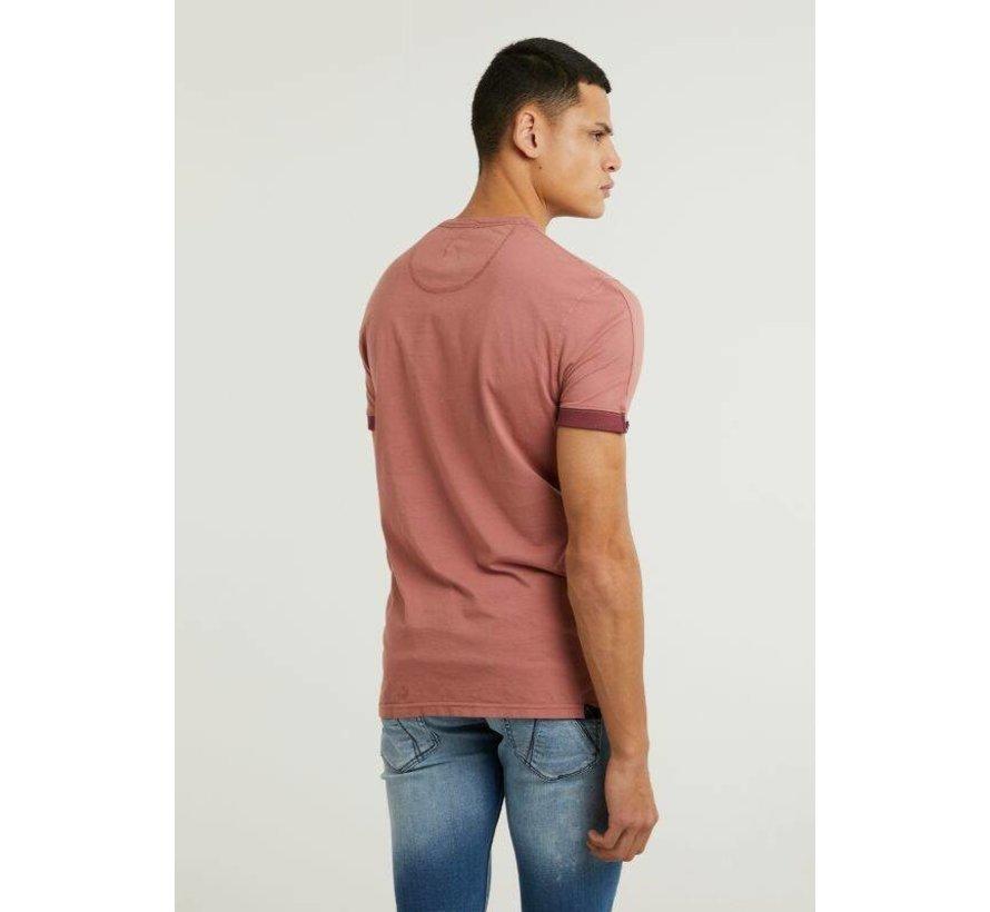 T-shirt Ronde Hals APPOLLO Roze (5211.219.271 - E46)