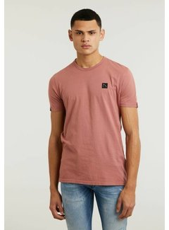 CHASIN' T-shirt Ronde Hals APPOLLO Roze (5211.219.271 - E46)