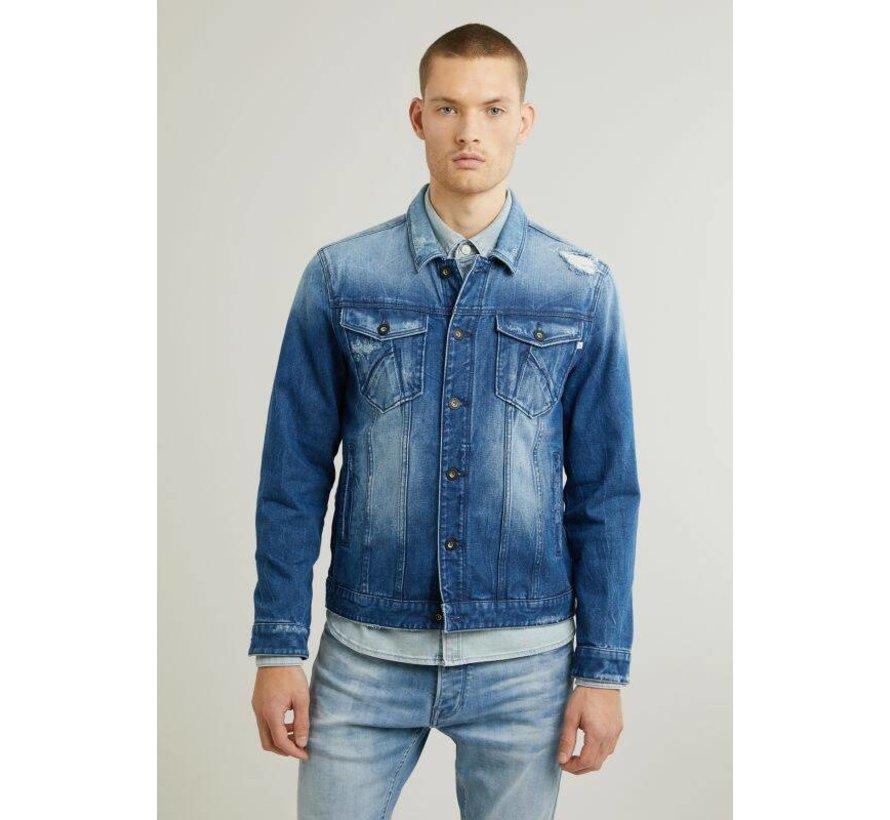 Spijkerjack BOLT NOUVEL Mid Blauw (7211.108.009 - D21)