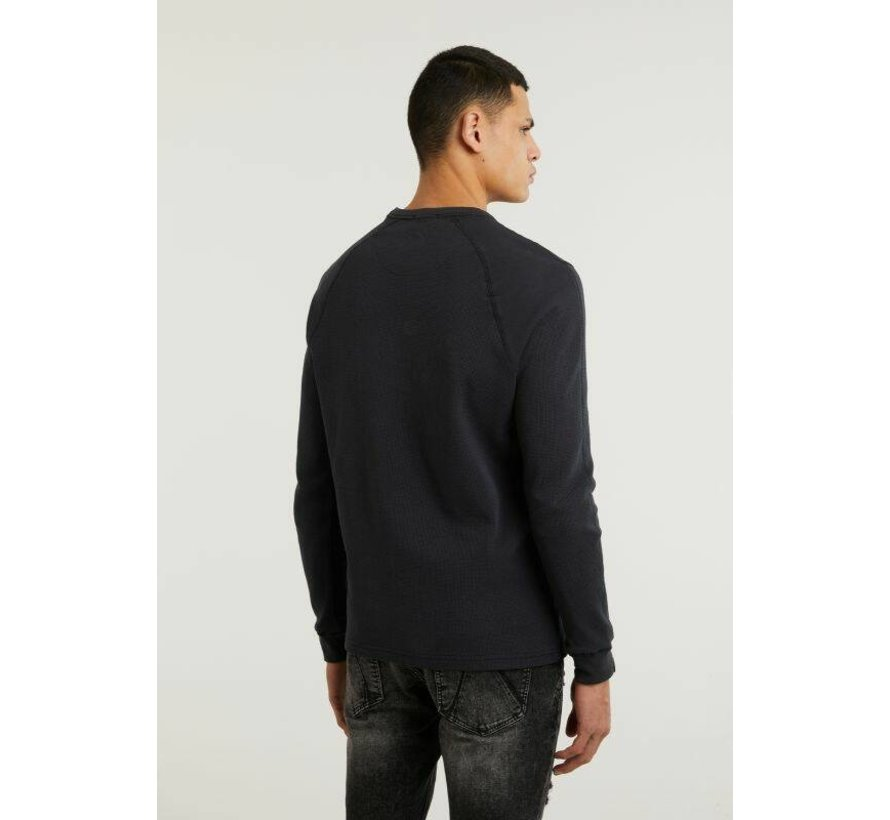 Pullover FIBRE Zwart (5111.213.037 - E90)
