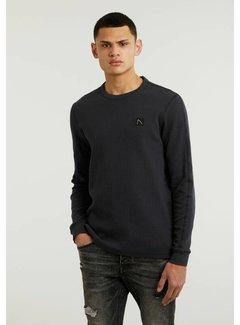 CHASIN' Pullover FIBRE Zwart (5111.213.037 - E90)
