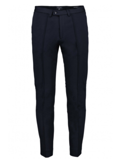Cavallaro Napoli Pantalon Nicolo Regular Fit Dark Blue (121211017-699000)