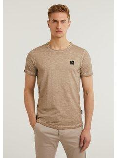 CHASIN' T-shirt Deanefield Sand (5211.213.142 - E20)