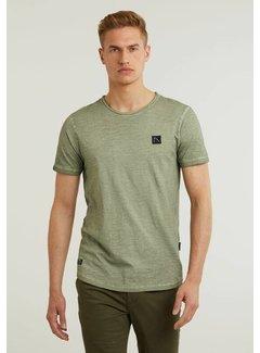 CHASIN' T-shirt Deanefield Groen (5211.213.142 - E52)