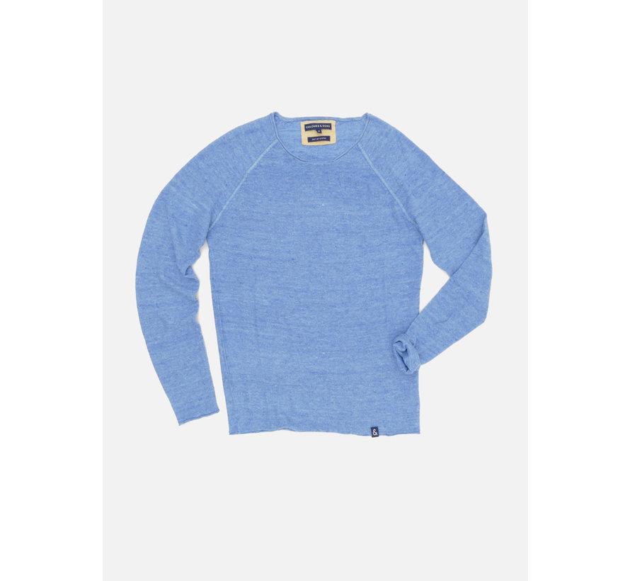 Sweater Tom Linnen Sky (9121-170 - 600)