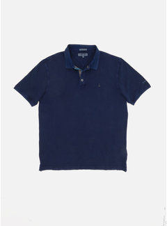 Colours & Sons Polo Korte Mouw Johan Midnight (9121-460 - 699)