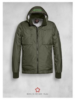 Fortezza tussenjas Olive (MZ0410191 - 604)N