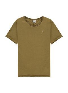 Kultivate T-shirt Wrecker Groen (2001020205 -342)