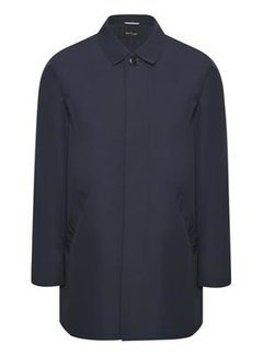 Matinique Coat MAmiles Mac Navy Blauw (30204455 - 20210)