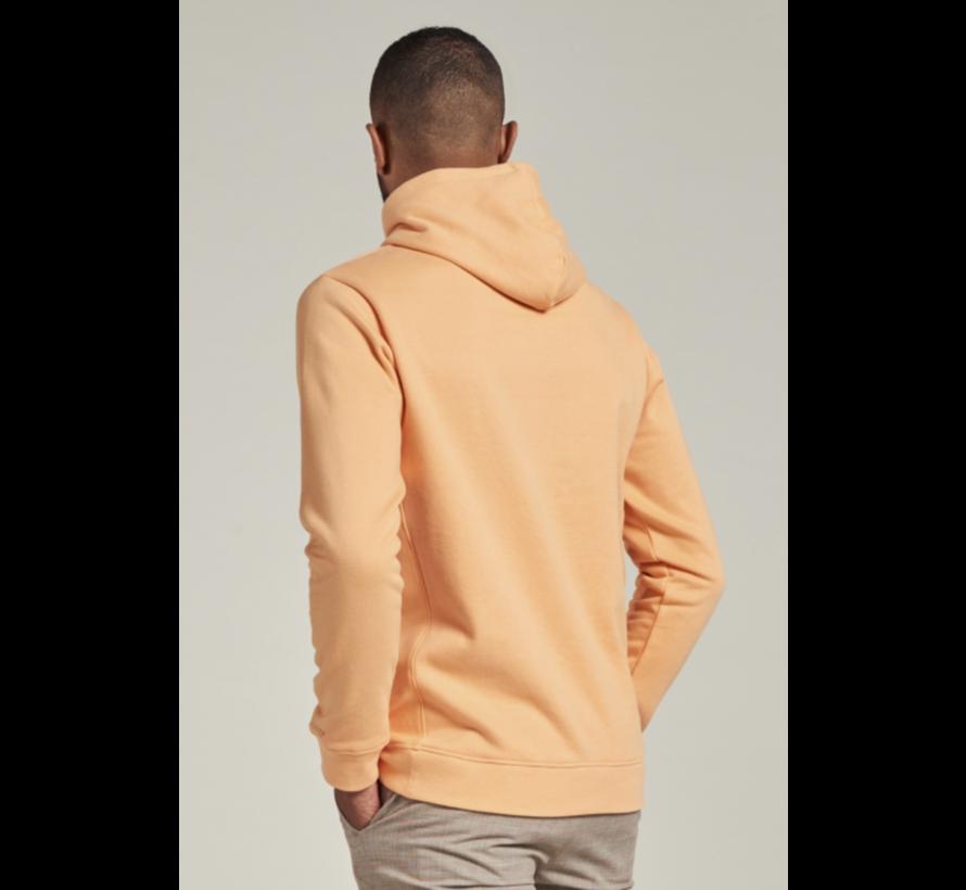 Hooded Sweater Pumpkin Oranje (211378 - 442)