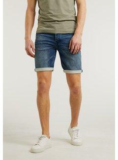 CHASIN' Korte Broek Jeans EGO.S CORN Mid Blauw (1311.108.005 - D23)