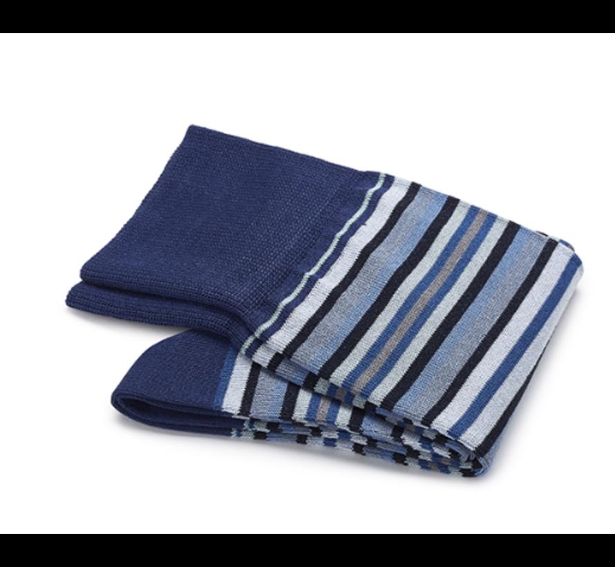 Sokken Blauwe Streep (500-24)