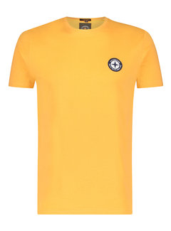 Haze&Finn T-shirt Ronde Hals Musk Melon (MU15-0010 - MuskMelon)