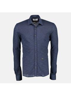New In Town Lange Mouw Overhemd Dusk Blauw (8991011-479)