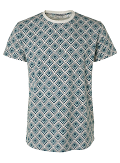 No Excess T-shirt All Over Printed Offwhite (95340306 - 011)