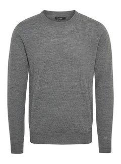 Matinique Pullover MAleon Medium Grey Melange (30205066 - 300271)