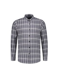 Dstrezzed Overhemd Flanel Overhemd Antra (303266 - 997)