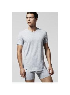 Lacoste Lacoste Ronde Hals T-Shirt 2Pack Grijs (148321 - 202)