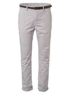 No Excess Chino Slim Fit Chalk Grey (9571101153 - 017)