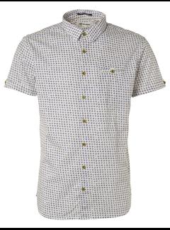 No Excess Overhemd Korte Mouw White (95490206D - 010)