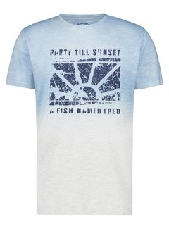 A Fish Named Fred T-Shirt Dip Dye Artwork (22.03.401)