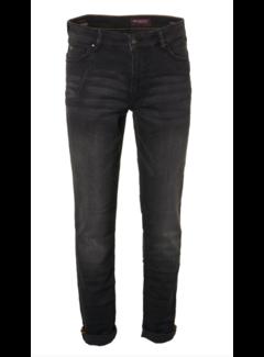 No Excess Jog Jeans Denim 711 Slim Fit Black (92711JOG29X)