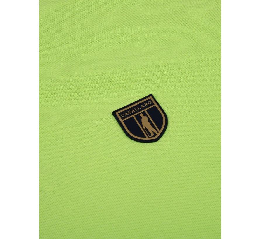 Polo Korte Mouw GELATO Licht Groen (116211006-500000)