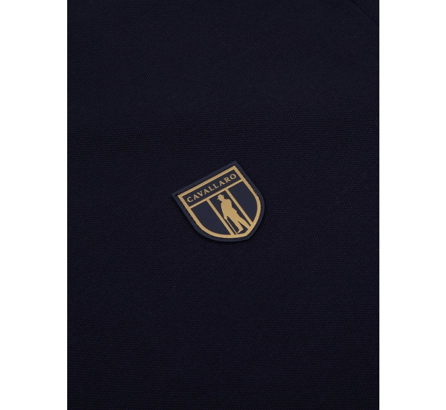 Polo Korte Mouw GELATO Navy Blauw (116211006-699000)