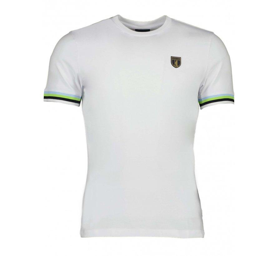 T-shirt GELATO Wit (117211008-100000)