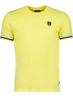 Cavallaro Napoli T-shirt GELATO Licht Geel (117211008-200000)