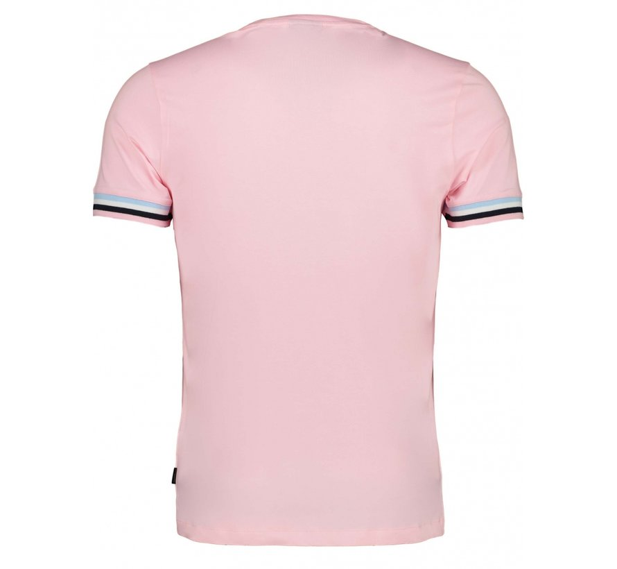 T-shirt GELATO Licht Roze (117211008-300000)