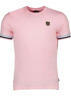 Cavallaro Napoli T-shirt GELATO Licht Roze (117211008-300000)