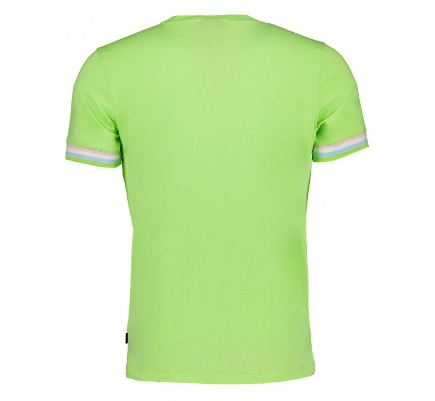 T-shirt GELATO Licht Groen (117211008-500000)