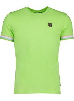 Cavallaro Napoli T-shirt GELATO Licht Groen (117211008-500000)