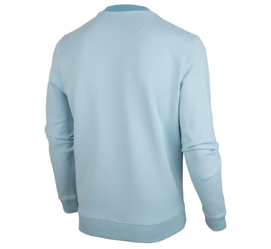 Sweater GELATO Licht Blauw (120211008-600000)