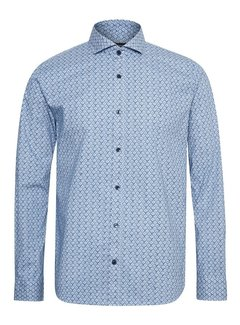 Matinique Overhemd MAtrostol Blauw (30205291 - 193933)