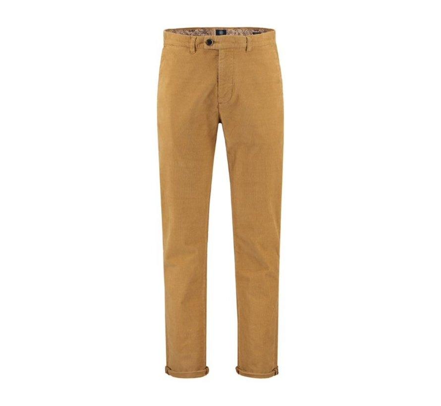 Chino Pants Washed Ribcord Bronze (501326 - 305)