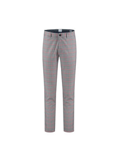 Dstrezzed Chino Fancy Prince De Galle Grijs (501306 - 810)
