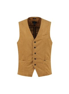 Dstrezzed Gilet Wahed Ribcord Bronze (121120 - 305)