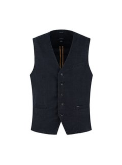 Dstrezzed Gilet Wahed Ribcord Navy (121120 - 649)