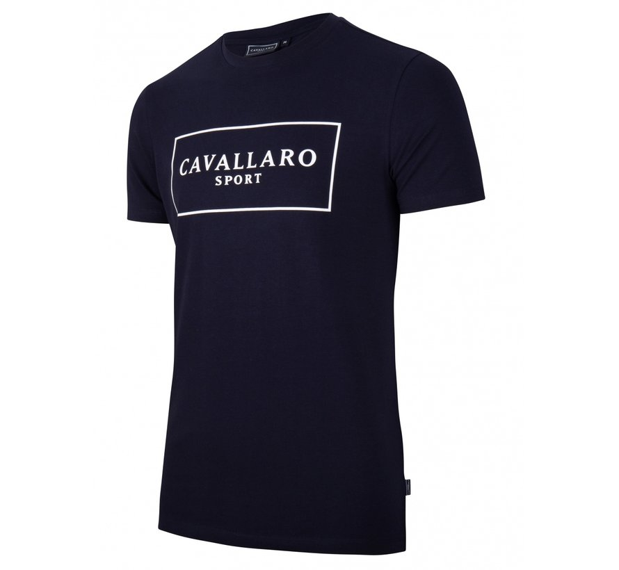 Stretch T-shirt Sport Navy (117211007 - 699000)