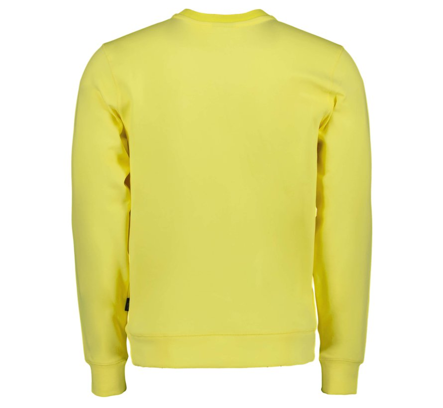 Sweater GELATO Licht Geel (120211008-200000)