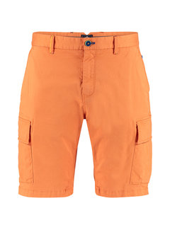 New Zealand Auckland Korte Broek Cargo Mission Bay Vivid Oranje(21CN625 - 631)