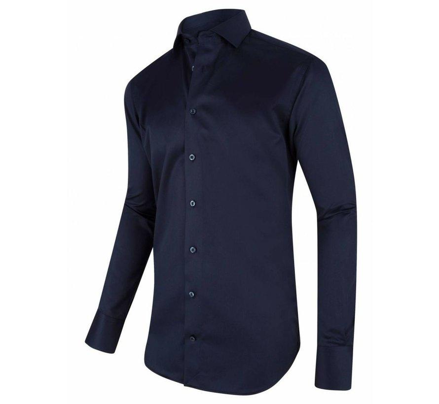 Overhemd Nosto Dark Blue (1090038 - 63000)