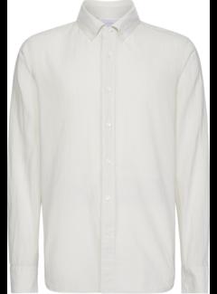Calvin Klein Overhemd Button Down Bleached Stone Beige (K10K105297 - AEV)