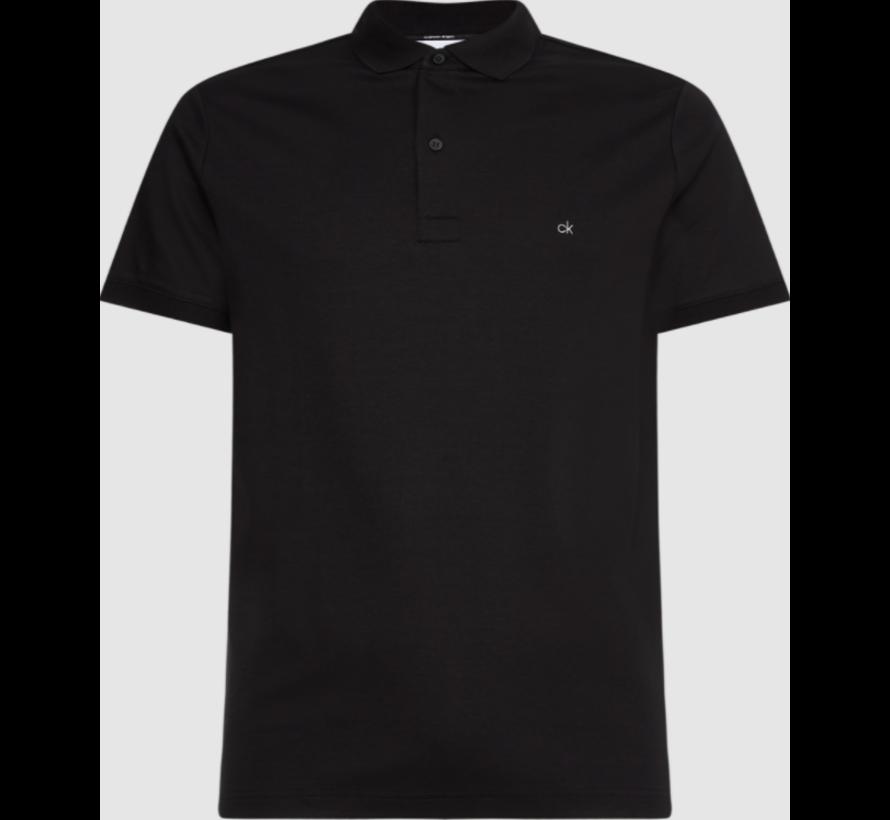 Polo Korte Mouw Slim Fit Zwart (K10K107090 - BEH)