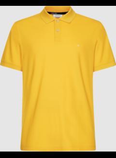 Calvin Klein Polo Pique Slim Fit Geel (K10K102758 - ZCO)
